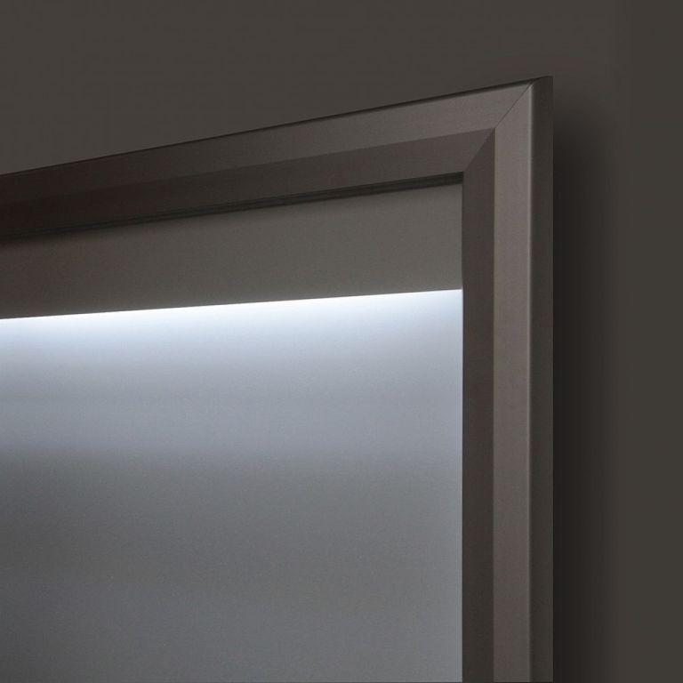 Schaukasten T-Line LED 9 x DIN A4 - Bild 3 (vergrößert)