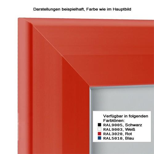 Schaukasten T-Line 18 x DIN A4 schwarz - Bild 3 (vergrößert)
