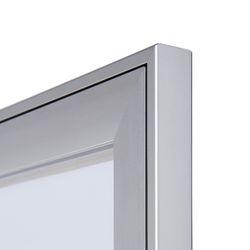 Schaukasten S-Line 2 x DIN A4, B1 Norm – Bild 2