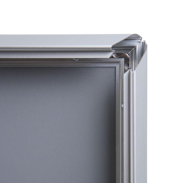 Klapprahmen CLASSIC DIN A1 32mm Profil, B1 Norm - Bild 3 (vergrößert)