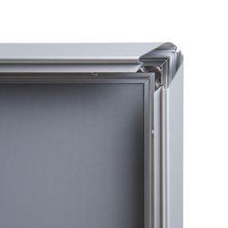 Klapprahmen CLASSIC DIN A1 32mm Profil, B1 Norm – Bild 3