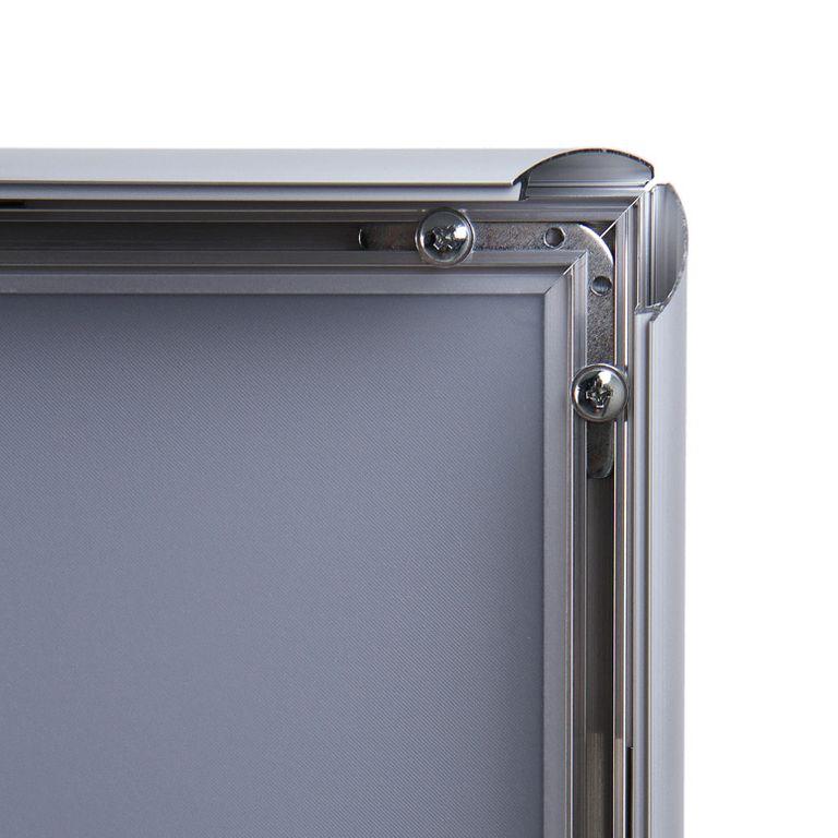 Klapprahmen CLASSIC DIN A4 25mm Profil, B1 Norm - Bild 3 (vergrößert)