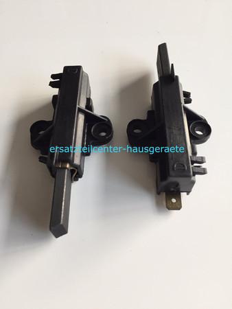 Motorkohle Kohle Stift AMP D Waschmaschine wie AEG Electrolux 8996454305690 2 x