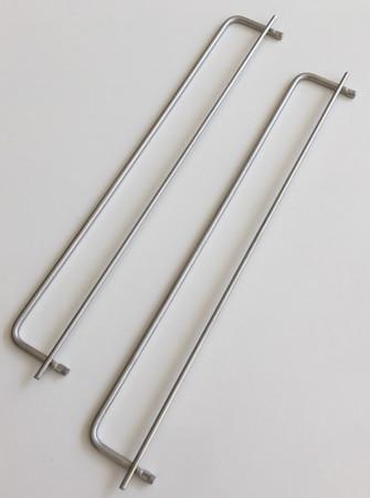 Träger Pyrolysegerät Zubehör für Backofen Bosch Neff Siemens 466546 00466546