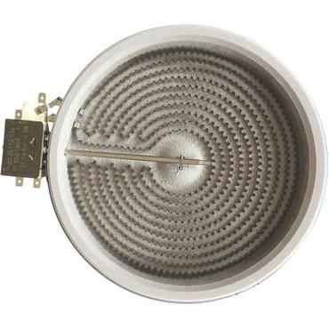Heizkörper Hilight 1800W 230V für Ceranfeld EGO 10.58111.004 wie AEG 3740636216 BSH 289564 – Bild 1