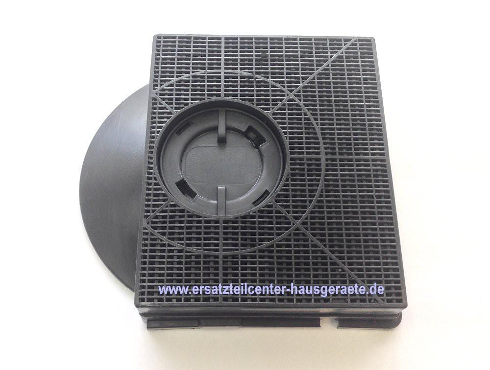 Aktivkohlefilter filter dunstabzugshaube typ chf