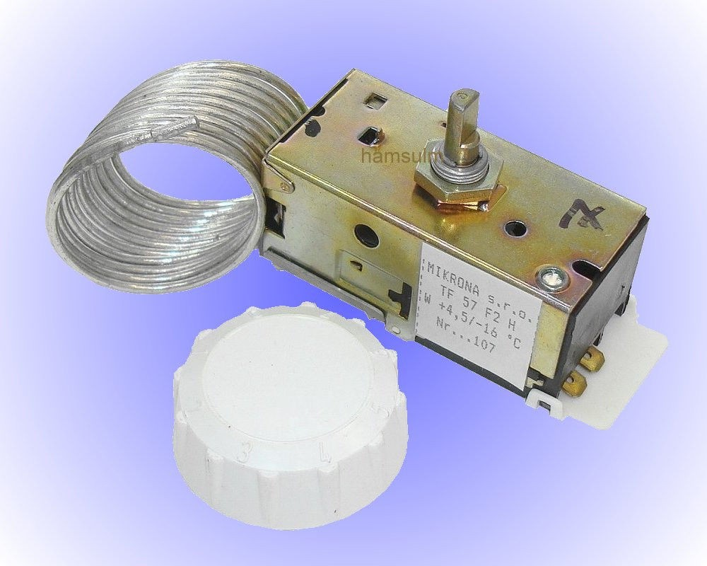 Aeg Kühlschrank Zu Kalt : Thermostat kühlschrank mikrona tf f h aeg bauknecht quelle
