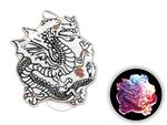 Pin s lumineux Dragon (b-183)
