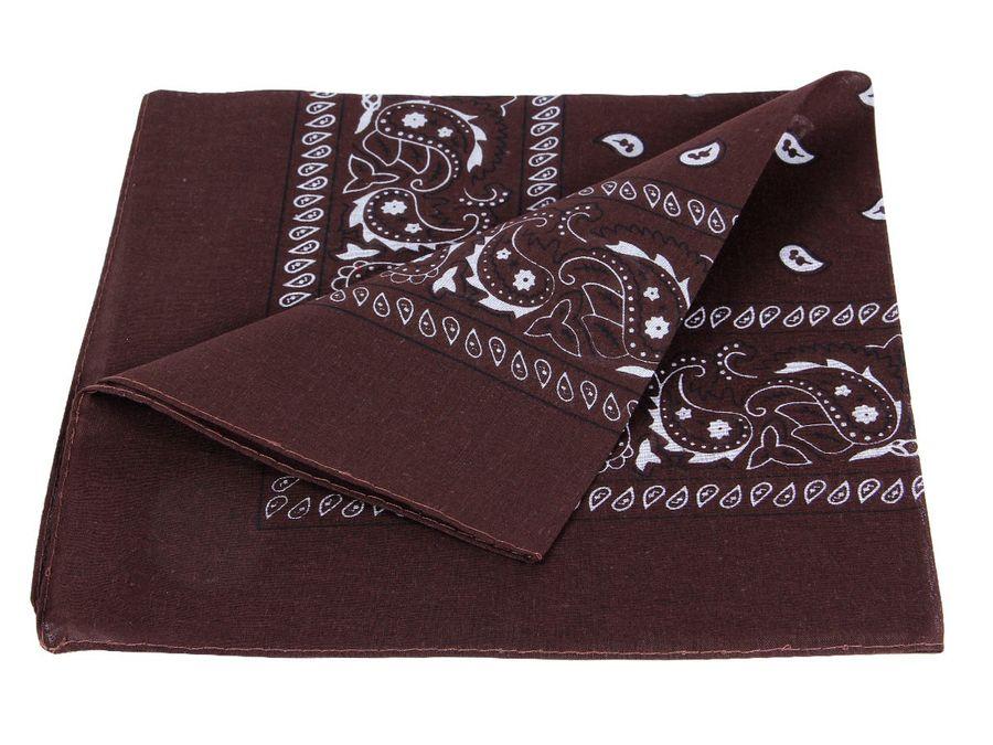 Bandana Zandana Kopftuch Halstuch Paisley Muster 100% Baumwolle – Bild 11