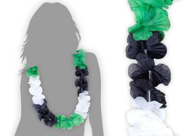 Hawaiiketten Blumenketten Hula Hawaii Kette mehrfarbig – Bild 8