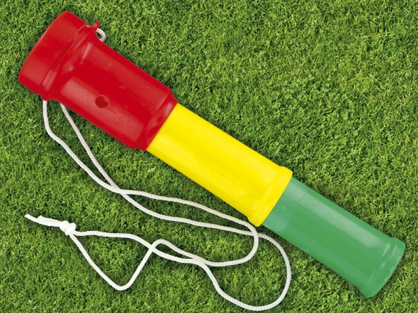 Air Blaster Fußball Fantröte Stadiontröte – Bild 6