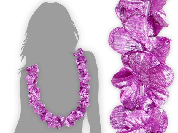 Blumenketten glänzend für Silberhochzeiten goldene Hochzeiten oder sonstige Events.