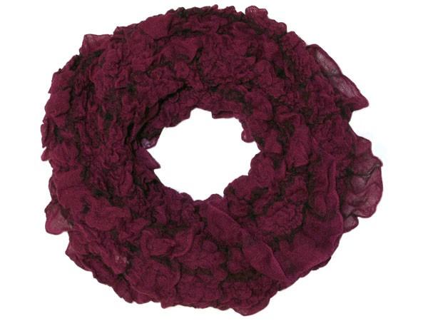 Crinkle Schal - 100% Polyester