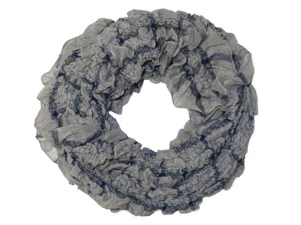 Crinkle Schal - 100% Polyester – Bild 6