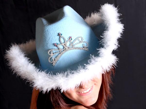 Karnevalshüte Fasching Hut Partyhut Edle Hüte Karnevalshut Cowboyhut  – Bild 6