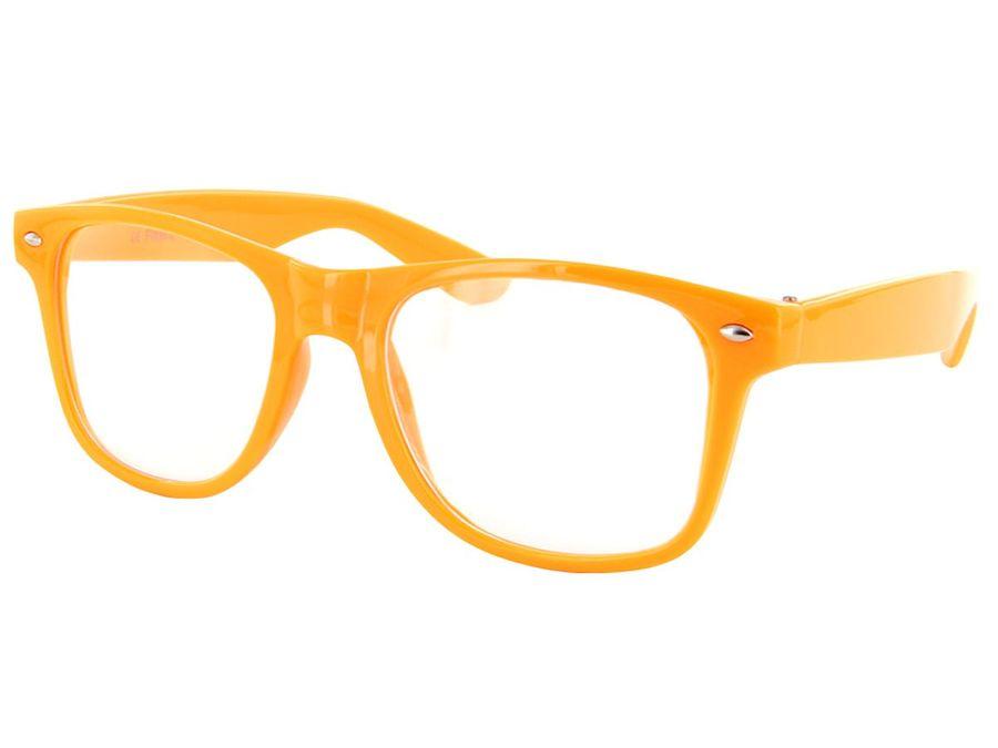 Retro Nerdbrille in verschiedenen Farben – Bild 5