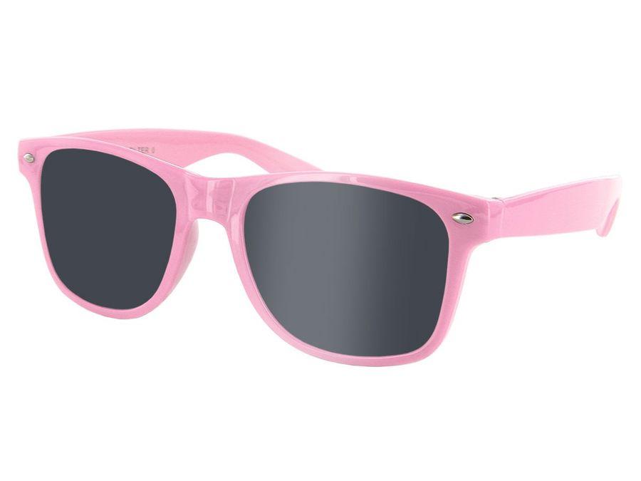 Retro Nerdbrille in verschiedenen Farben – Bild 15