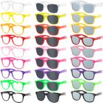 Retro Nerd Sunglasses Blues Brothers Viper Nerd all colors