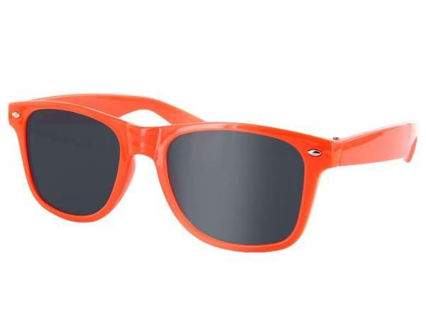 Farbige Retro Nerd Brille Atzen Sonnenbrille V-816F