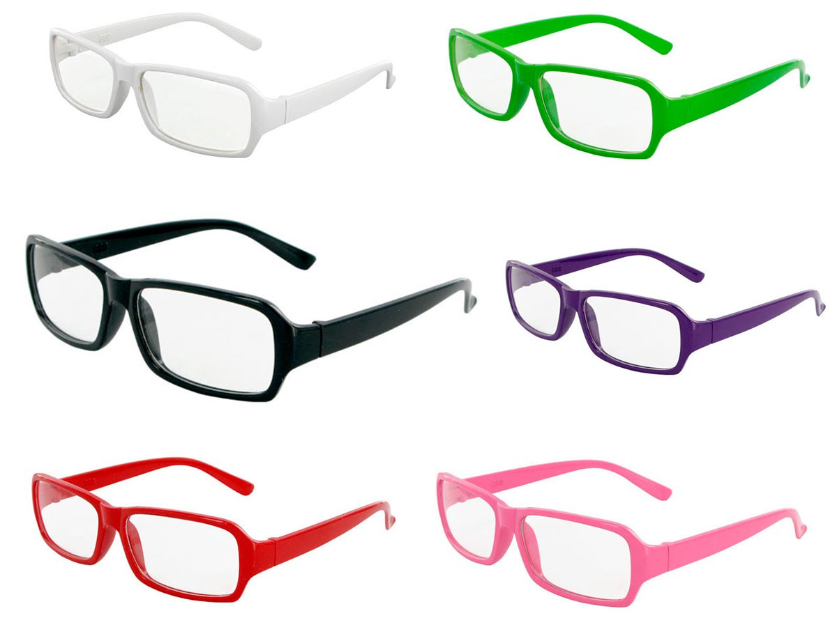 Stilvolle Sekretärinnenbrille Retro Sonnenbrille S-889