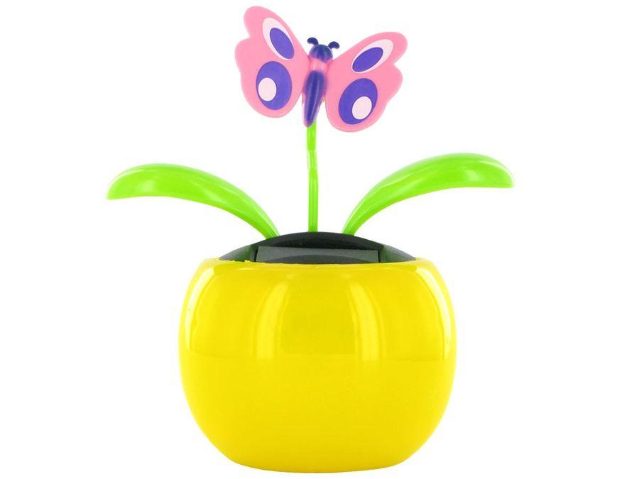 Wackelblume Schmetterling SB-08 – Bild 3