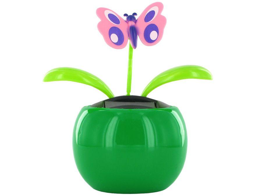 Wackelblume Schmetterling SB-08 – Bild 4