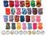 Multifunktionstücher in verschiedenen Farben 001