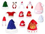 Christmas Hat Santa Claus Hat for kids/babys