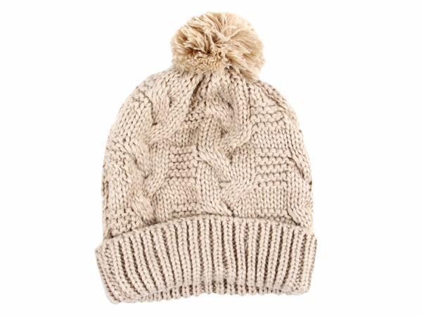 Wollmütze Strickmütze Wintermütze Beanie Mütze Schirmmütze – Bild 5