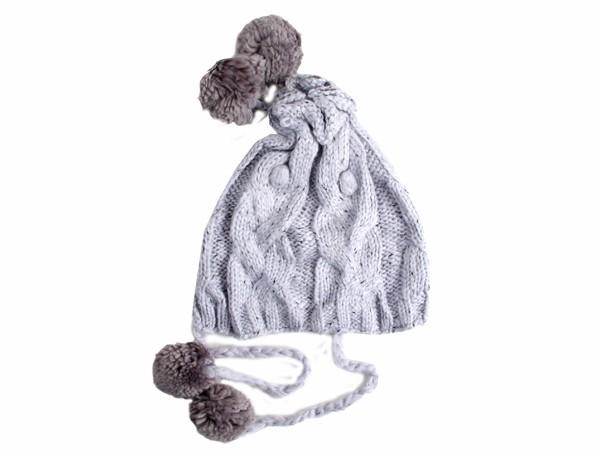 Wollmütze Strickmütze Wintermütze Beanie Mütze Schirmmütze – Bild 10