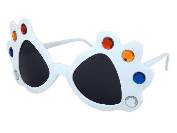 Sonnenbrille Funbrille Partybrille Spaßbrille Diskobrille Karneval viele Modelle – Bild 23