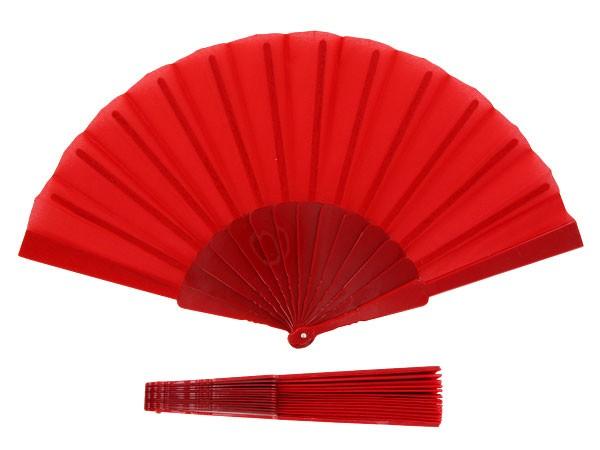 Handfächer Fächer Flamenco Tanzfächer Stofffächer Taschenfächer Klappfächer Spitzenfächer – Bild 4