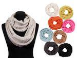 Echarpe hiver tricotée