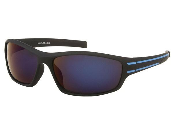 Sportliche Biker Sonnenbrille Viper Freeway VS-184A – Bild 2