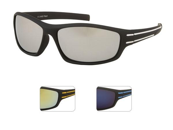 Sportliche Biker Sonnenbrille Viper Freeway VS-184A