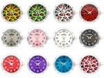 Chunk Snap Bead Buttons