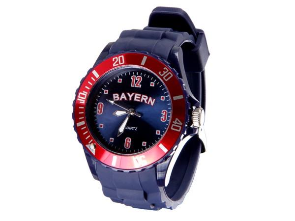 Armbanduhr WM EM Länder Silikon Uhren für Damen und Herren Silikonuhr von Alsino – Bild 3