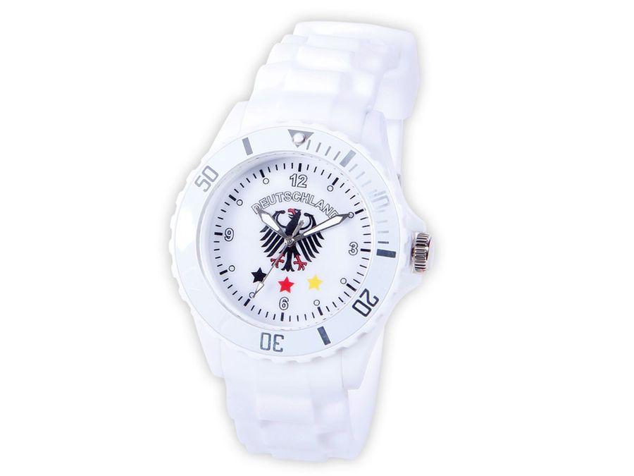 Armbanduhr WM EM Länder Silikon Uhren für Damen und Herren Silikonuhr von Alsino – Bild 20