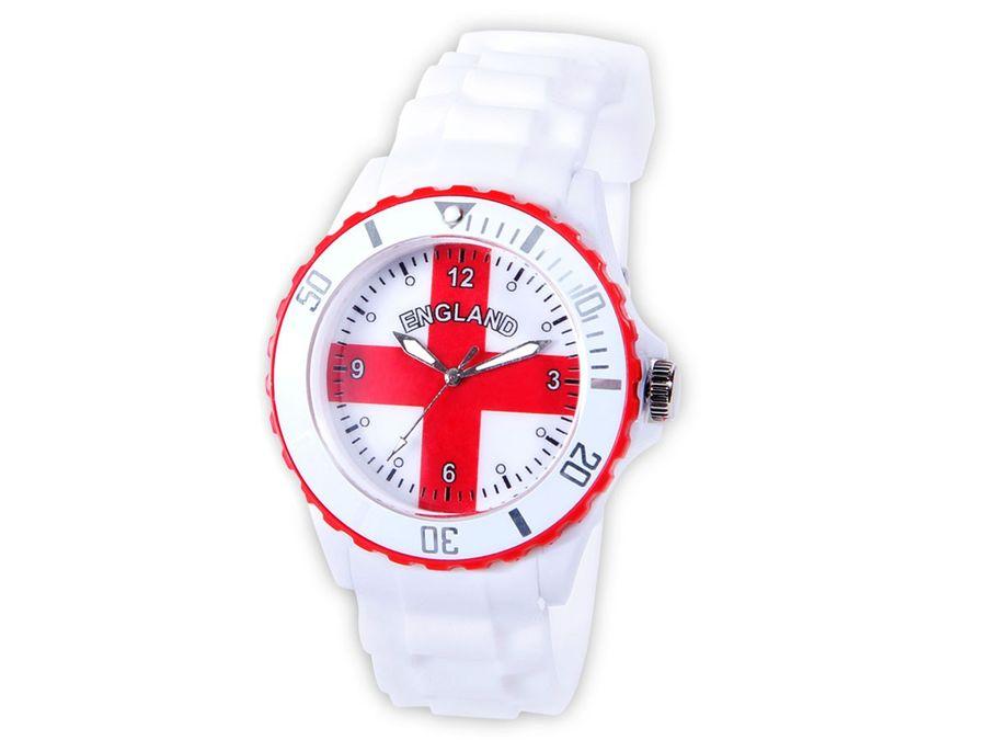 Armbanduhr WM EM Länder Silikon Uhren für Damen und Herren Silikonuhr von Alsino – Bild 21