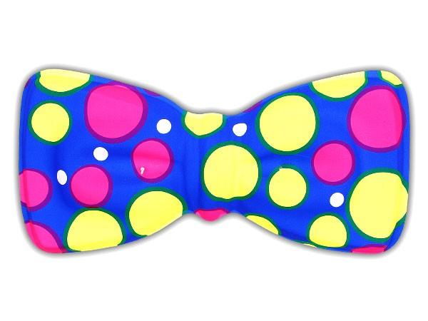 Kunststoff Melone Karneval Clownfliege Clownfliege Plastik Fliege Clownhut Fasching – Bild 5