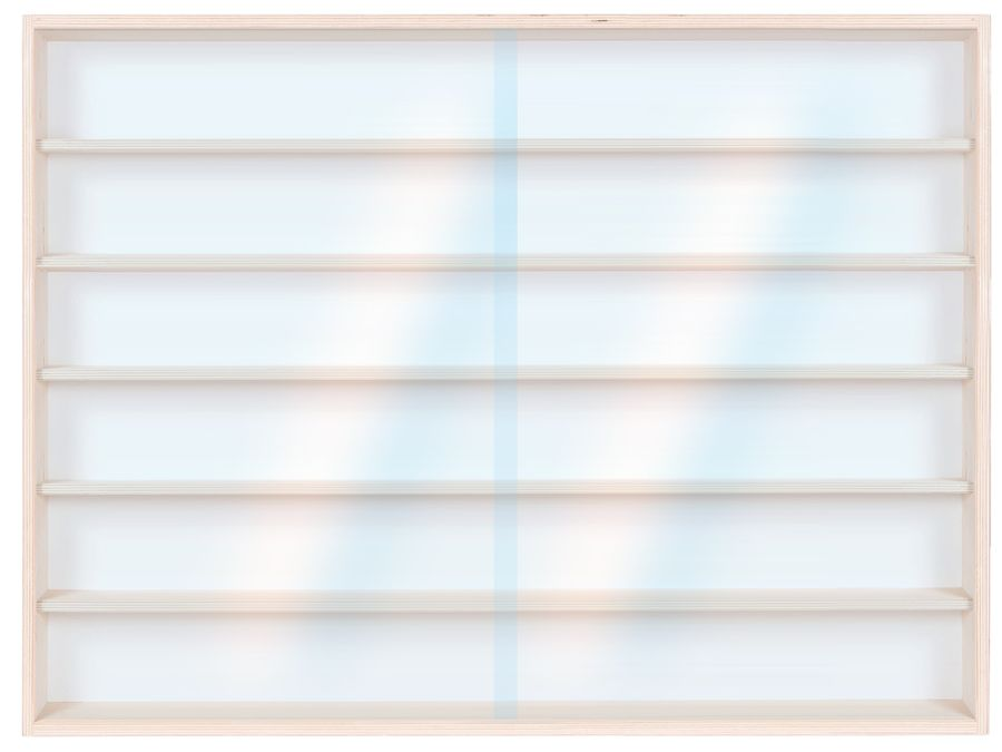 V14a Vitrine Spur HO ,Märklin Setzkasten ,115 cm, H0