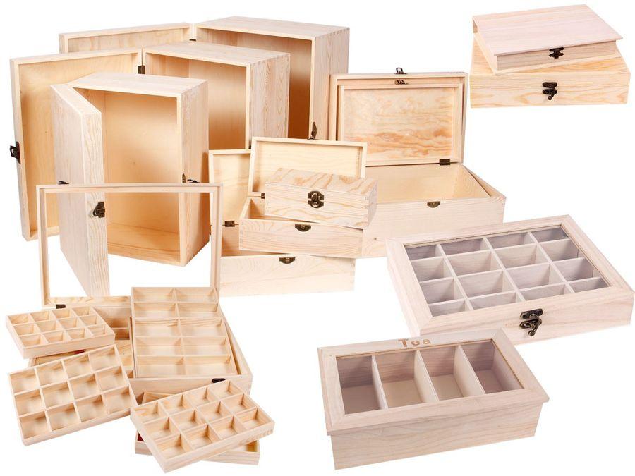 Sammler Box aus Holz