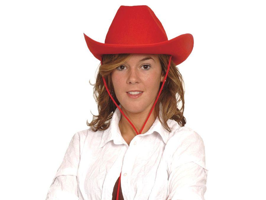 Cowboyhüte Karneval Damen Herren Cowboyhut Faschingshut Karnevalshut – Bild 5