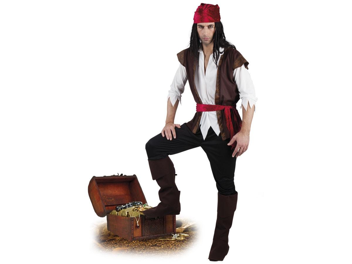 piratenkost m komplett pirat verkleidung karneval piraten. Black Bedroom Furniture Sets. Home Design Ideas