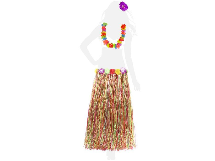 Hawaii Party Outfit KV-02 von ALSINO – Bild 1