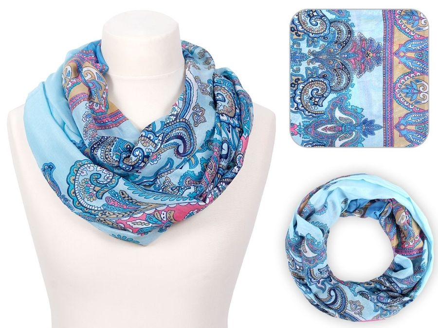 Loop Schals in verschiedenen Designs – Bild 3