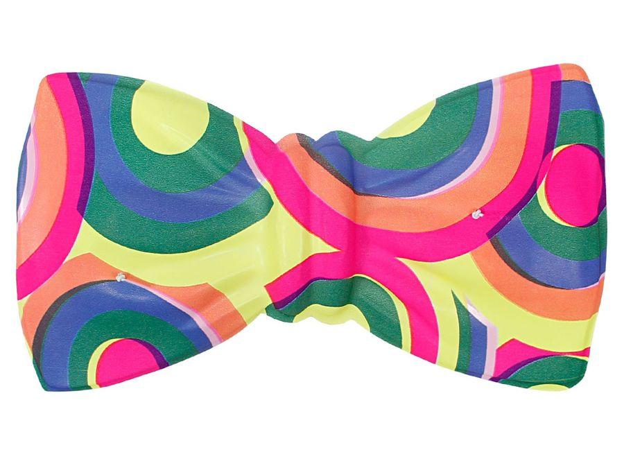Party Clown Fliege in verschiedenen Farben – Bild 3