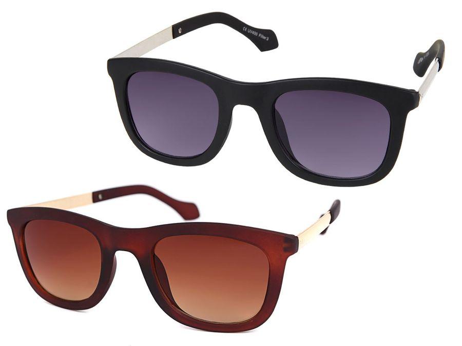 Nerd Sonnenbrille Vintage Look