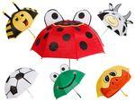 Kinderregenschirm mit tollen Motiven