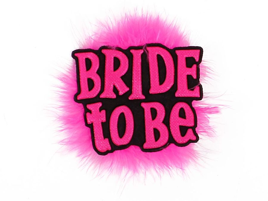 Bride to be Brosche JGA